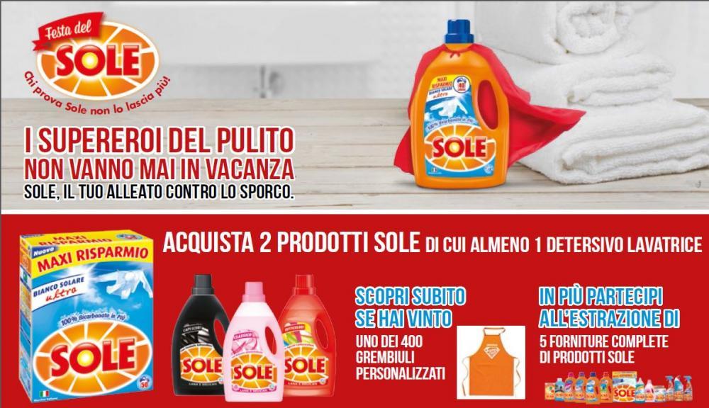 Festa del SOLE!