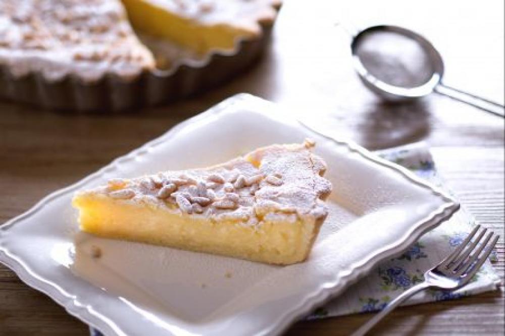 Scopri come preparare la torta della nonna!