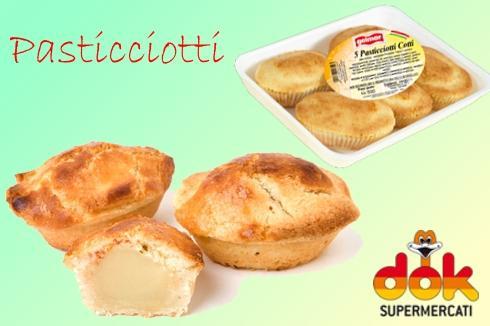Pasticciotti Leccesi Surgelati
