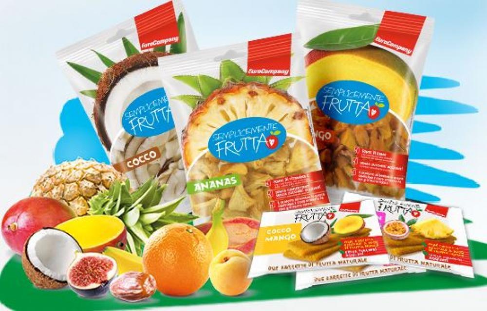Frutta disidratata...snack naturale e gustoso!